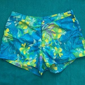 Catalina Floral Swim Shorts